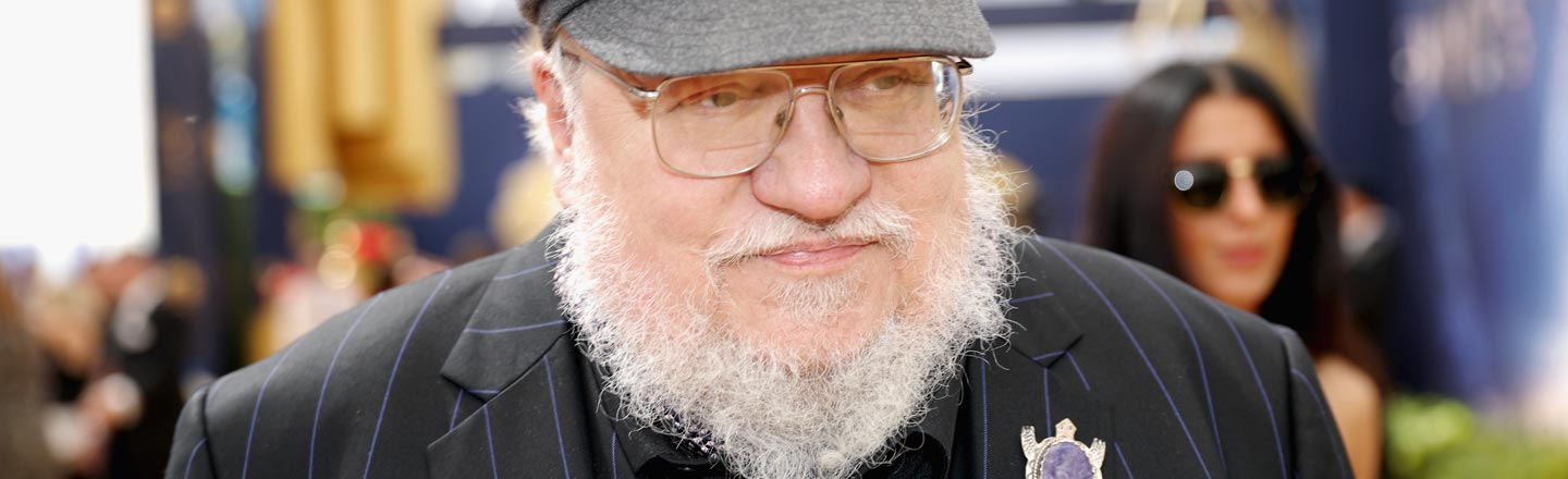 George R.R. Martin's Feelin' Great After The Ending Of 'GOT'
