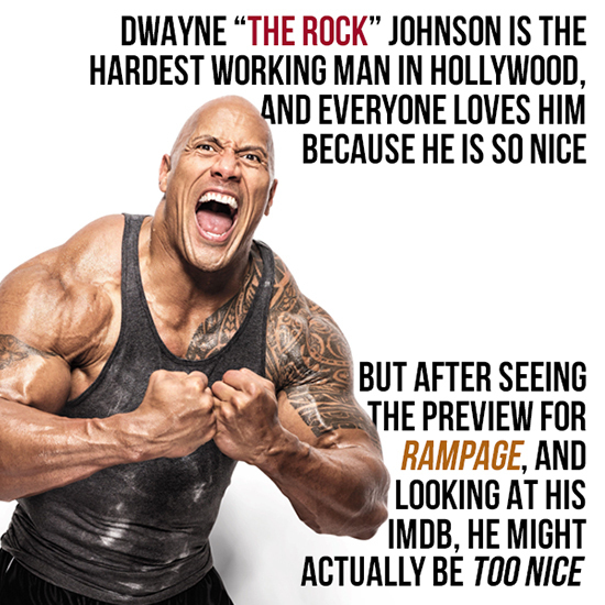 The Rock Has Terrible Taste In Films (But We Still Love Him)