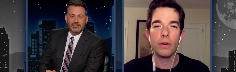 John Mulaney Says 'SNL' Monologue Got Him Investigated By The Secret Service