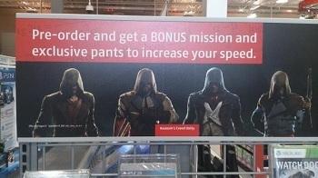 Men's sizes only!