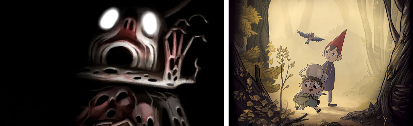 The Dark Easter Egg We Missed In 'Over The Garden Wall'