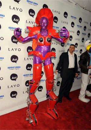 5 Celebrity Halloween Costumes That Are Downright Crazy