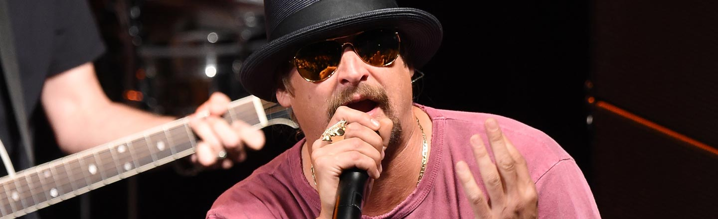 At Least Your Thanksgiving Wasn't As Bad As Kid Rock's