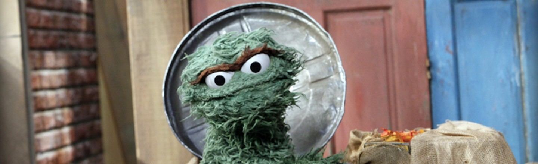 The Weirdly Racist History of Oscar the Grouch