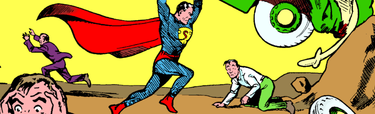 4 Reasons O.G. Superman Is Even More Relevant Today