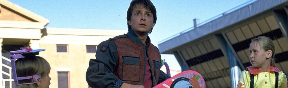 Why We Didn't Get 'Back to the Future' Hoverboard Toys In The '80s