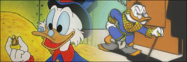 7 Bizarre Early Versions of Famous Cartoon Characters