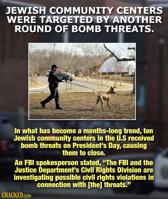 The 15 Most Insane Things Happening Right Now (2/28/17)