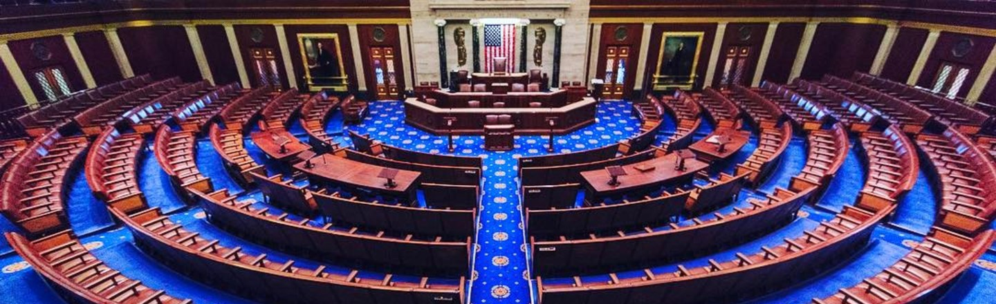 The QAnon Congressperson is Nothing New