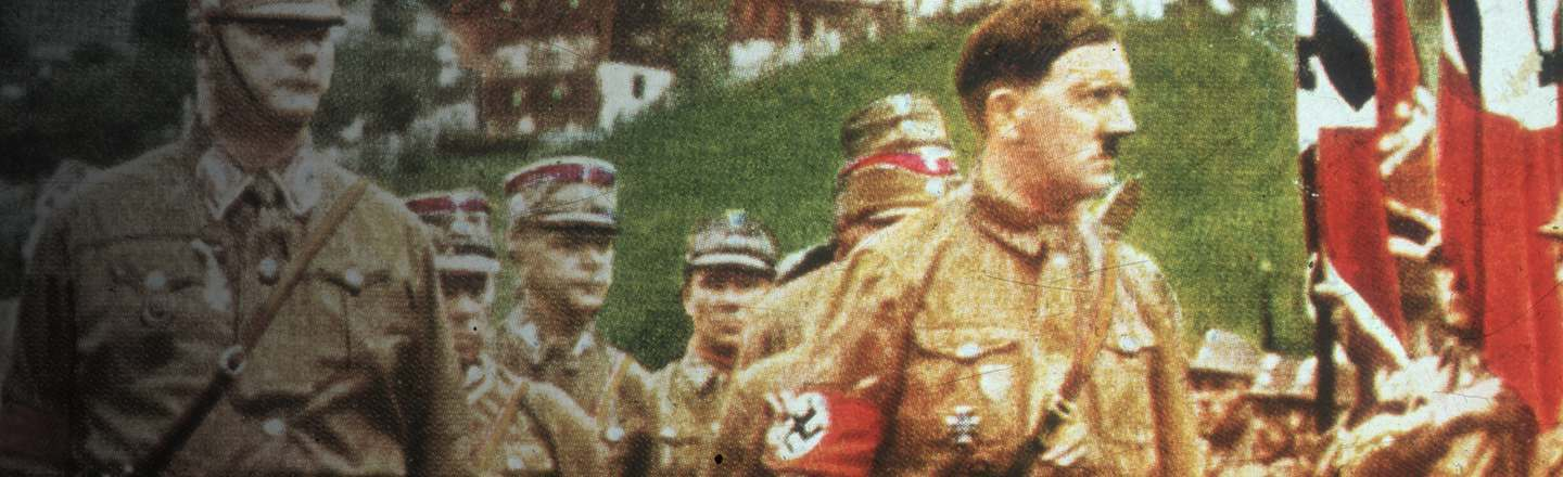 6 Problems Hitler Would Face If He Had A Time Machine