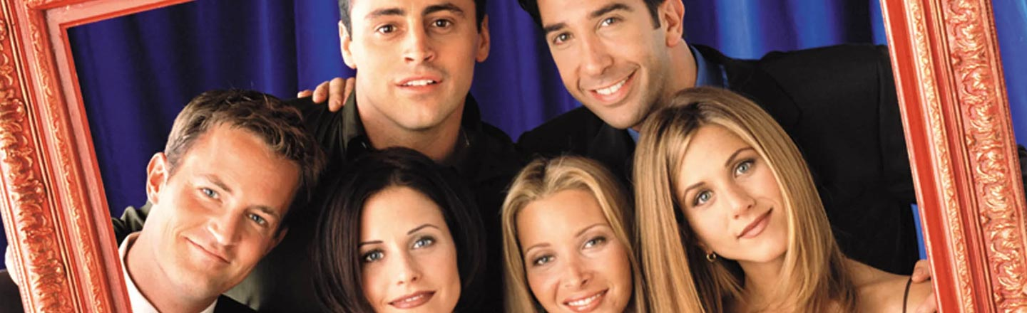 Fans Won't Stop Peeing All Over 'Friends' Locations