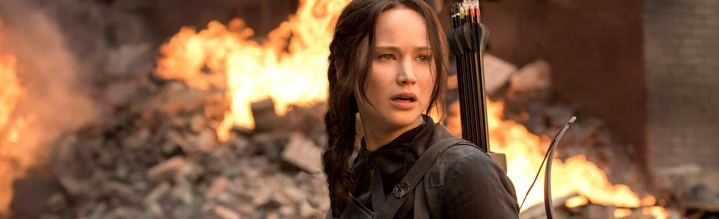 6 Times Movie Directors Read The Book And Said 'NOPE!'