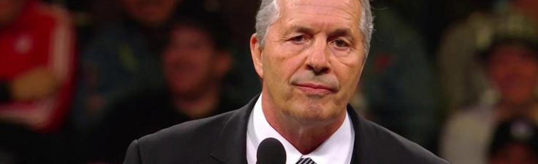 Some Random Moron Attacked Bret Hart Before WrestleMania 35