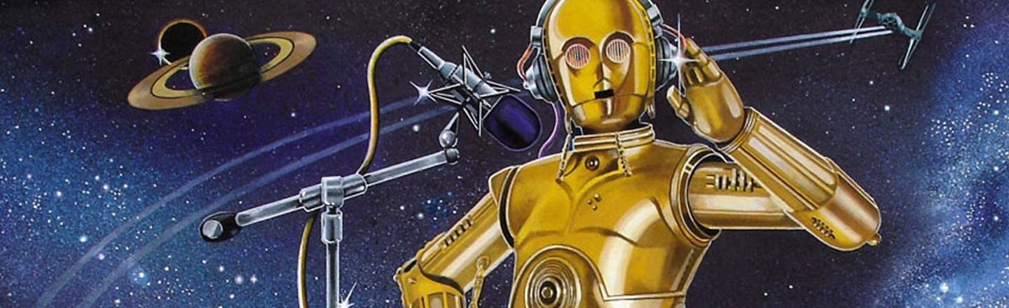 6 WTF Star Wars Moments (You Totally Forgot Happened)