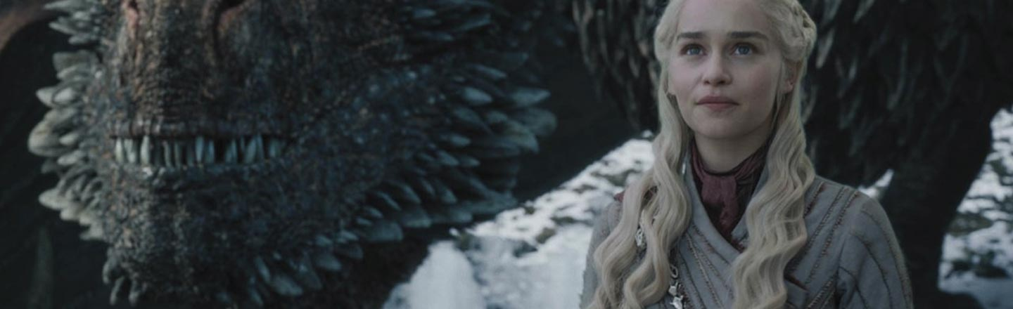 'Game Of Thrones' Just Had The World's Dumbest Easter Egg