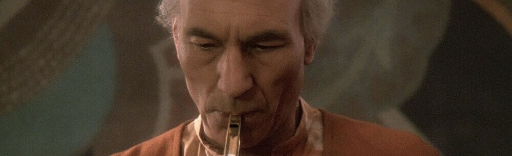 Captain Picard's Sadness Flute From 'Star Trek: TNG' Is Up For Sale