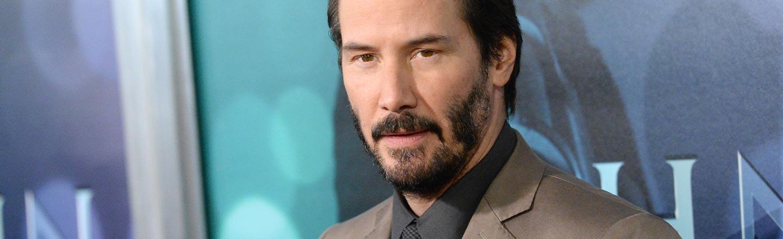 Yes Way! Keanu Reeves Is Getting His Own Film Festival