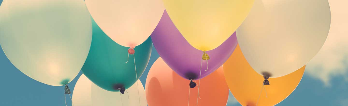 Watch Cleveland, Ohio Accidentally Destroy Itself With 1.5 Million Balloons