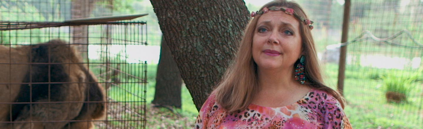 We Interviewed Carole Baskin From 'Tiger King' (6 Years Ago)