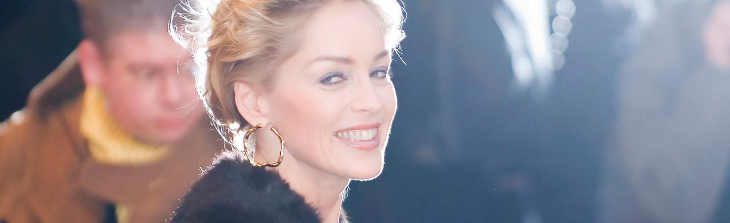 Bumble Unblocked Sharon Stone (But You Still Can't Date Her)
