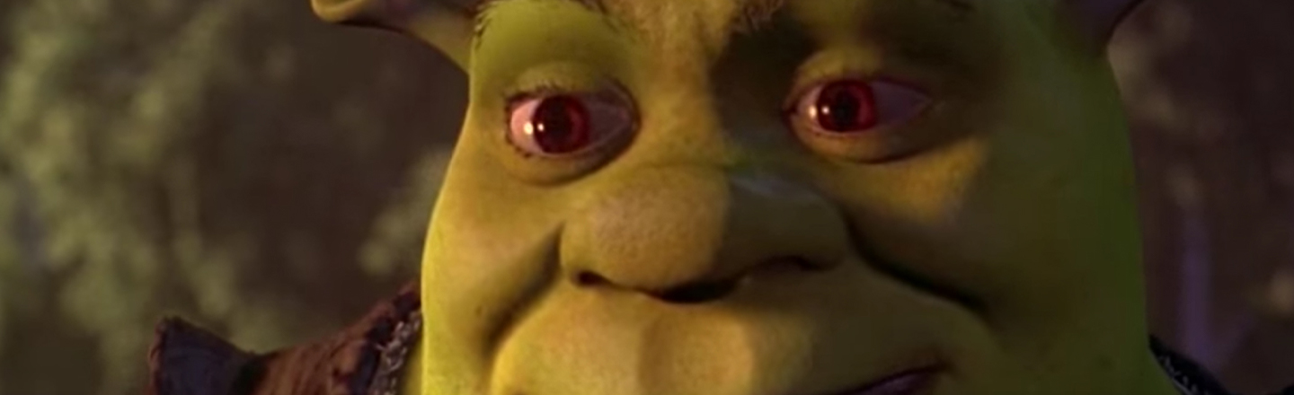 And Now, Compelling Evidence Shrek Is Secretly Jewish