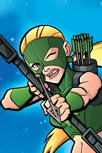 3 Big Reasons Comics Creators Don't Make Much From Superhero Movies - Artemis Crock from Young Justice