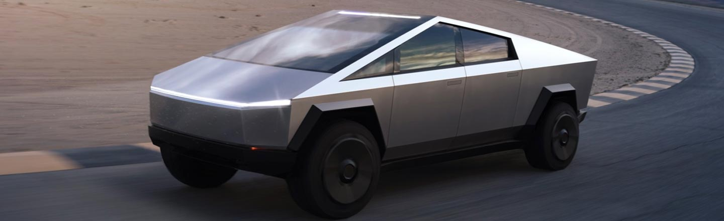 Tesla's Cybertruck Is The Car Of Our Dystopian Future