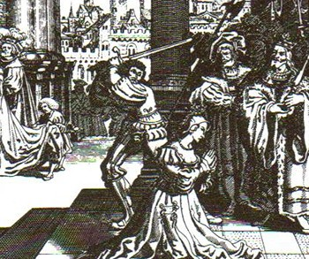 Ideas That Took On A Life Creators Never Anticipated | Anne Boleyn getting beheaded