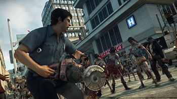 Ideas That Took On A Life Creators Never Anticipated | Dead Rising zombies