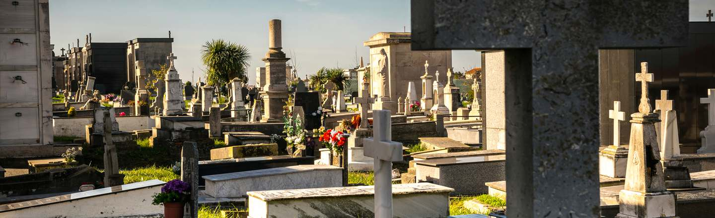 6 Creepy Things That Happen To The Human Body (When You Die)