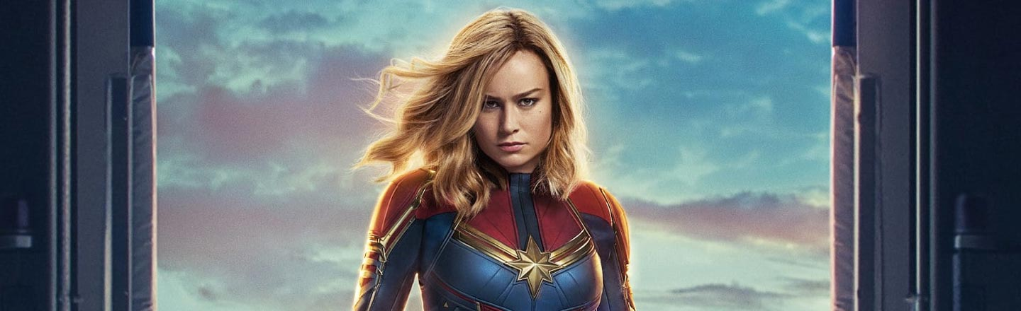 Here Are The Super Weird 'Captain Marvel' Ads You Missed