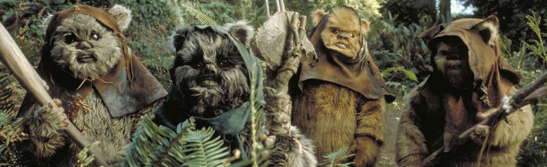 The Dark Secrets Behind the Ewoks (Seriously)