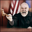 6 Judges Who Went Completely Insane on the Bench