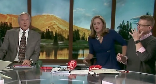 News Anchors Try Carolina Reaper Pepper And It's Pure Art