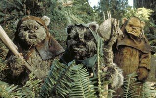 The Dark Secrets Behind the Ewoks (Seriously)