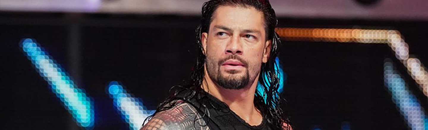 WWE Wrestlers Testing Positive Should Surprise No One