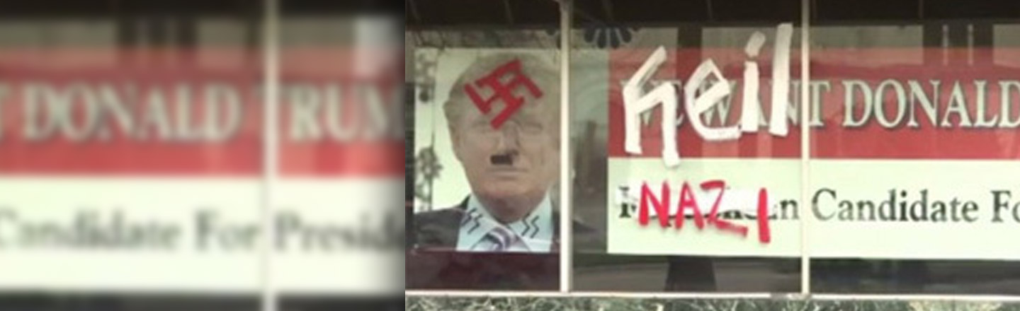 The Problem With Calling Donald Trump A Nazi