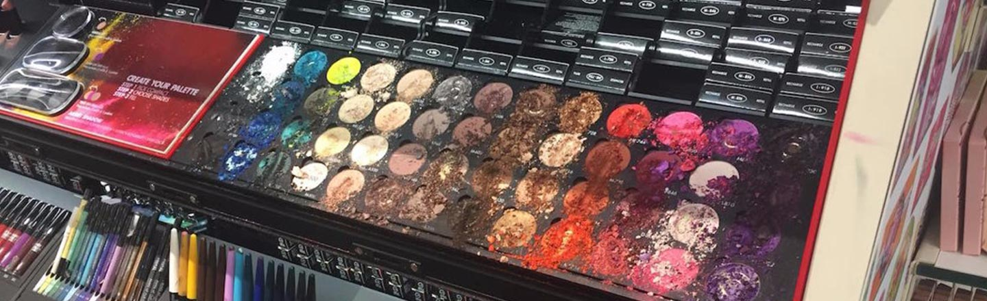 Who Is The Culprit Behind The Sephora Eyeshadow Caper?