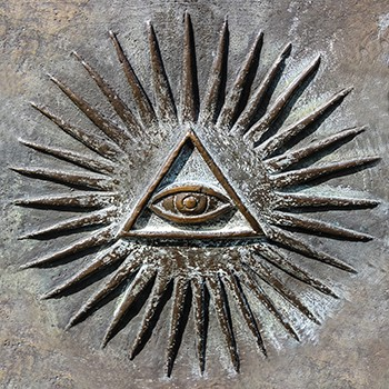 4 Reasons We Can't Laugh Away Stupid Conspiracy Theories In 2021 - Illuminati symbology