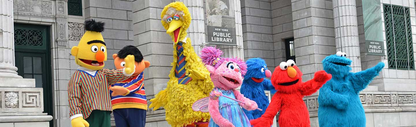 'Sesame Street' Has Always Tackled Tough Issues. Racism Is No Different