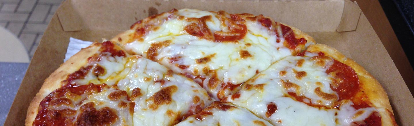 The Sad, Stupid Tale Of When McDonald's Tried To Sell Pizza