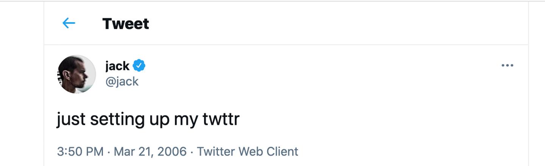 Twitter's First Tweet For Sale As Digital Art, Highest Bid Stands At $2.5 Million