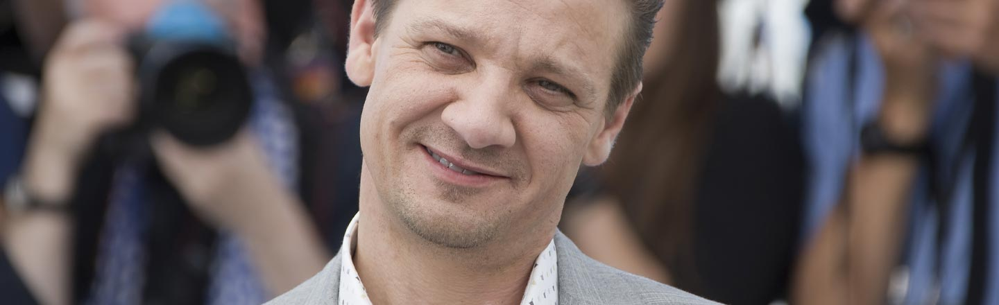 Jeremy Renner Will Save Us All With The Power Of Adult Contemporary Rock