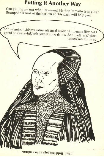 7 Huh? Pieces Of Movie Merchandise Nobody Asked For - scenes from the Dune coloring book