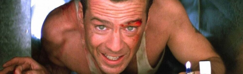 How A Literal Piece Of Garbage Made 'Die Hard' Possible