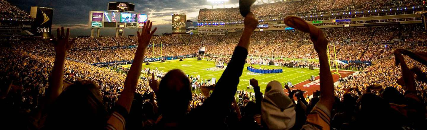 The 5 Biggest Lies Everyone Tells About the Super Bowl