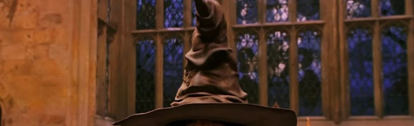 The Sorting Hat Is 'Harry Potter's Most Tragic Character