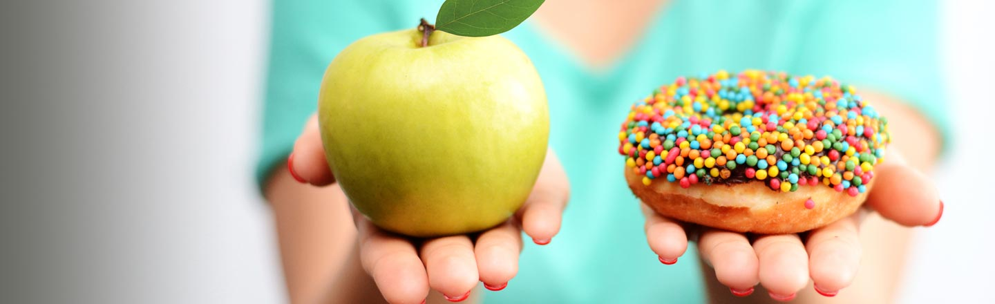 When It Comes To Sugary Snacks, We Want What We Can't Have