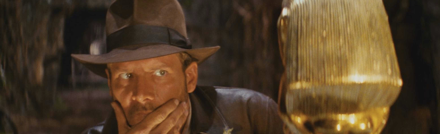 A Video Game Turned 'Indiana Jones' Into A Czech Protest Hero