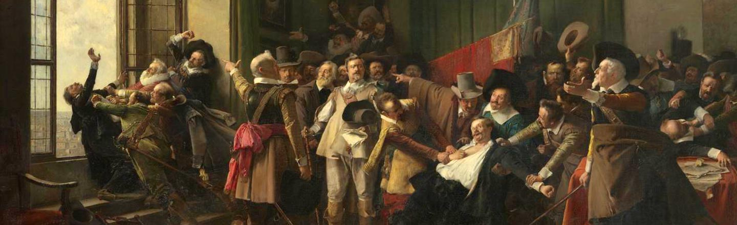 Throwing Politicians Out Of Windows: A Prague Historical Tradition